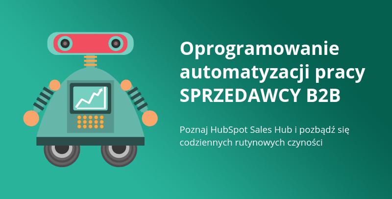 darmowe narzędzia automatyzacji pracy sprzedawcy B2B