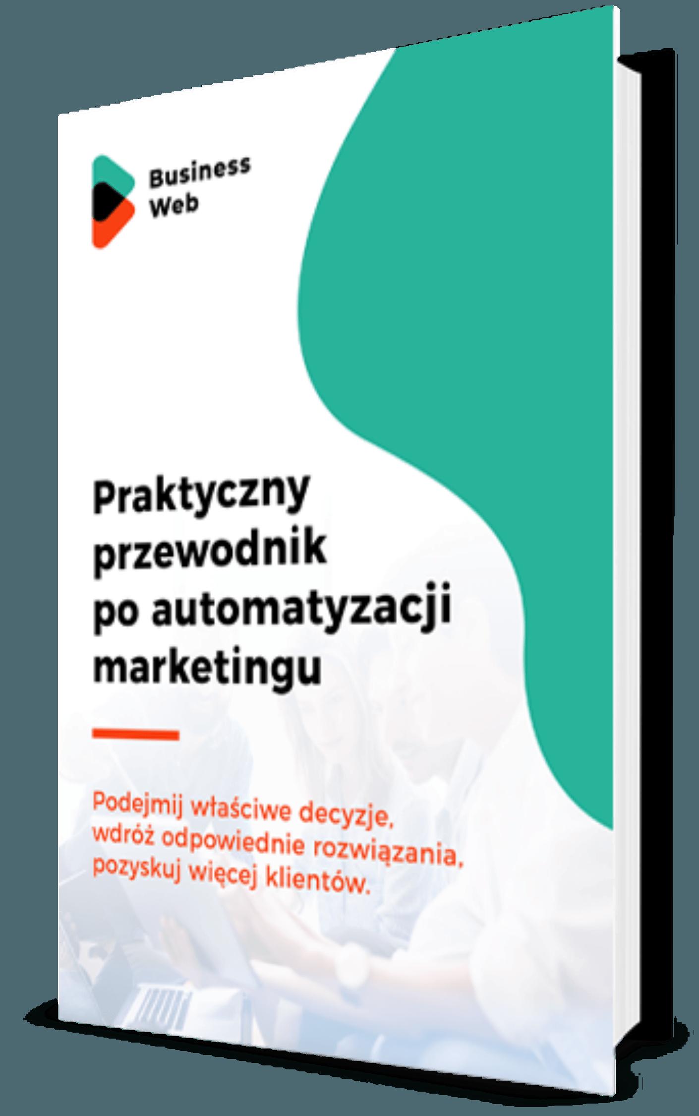 automatyzacja marketingu ebook
