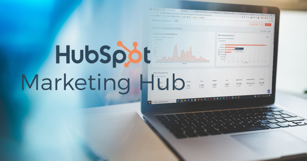 co to jest hubspot marketing hub