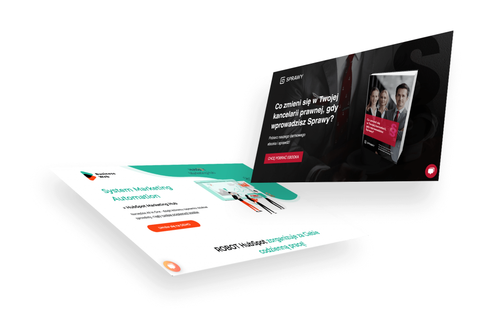 landing page casy study