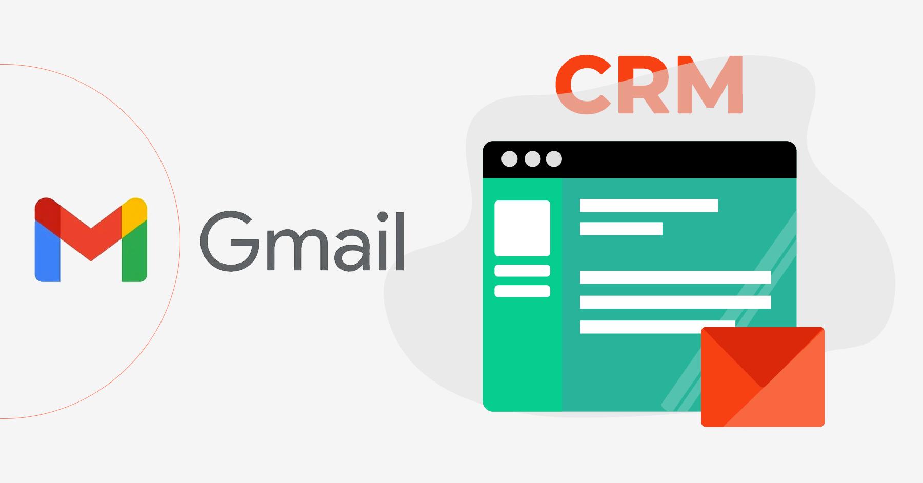 Integracja Gmail z CRM