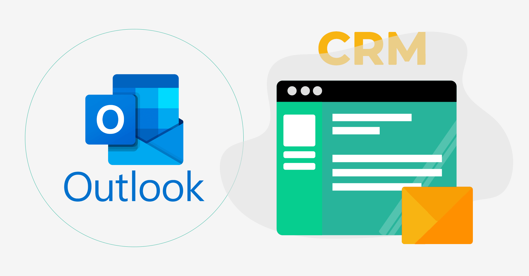 CRM Outlook - integracja